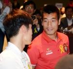 박지성 은퇴 기자회견