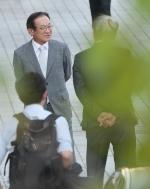 황교안 딸 결혼식 참석한 이귀남 전 법무부 장관