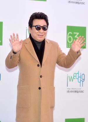 임하룡, 개그맨 박영진 결혼식 참석