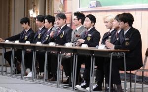 '연기 미생들 모이다'…긴장감 도는 '배우학교' 제작 발표회!