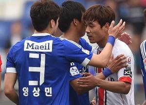 프로축구 FC서울-수원삼성 160430