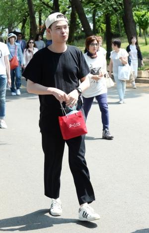 초신성 광수-지혁, '논산훈련소 입대'