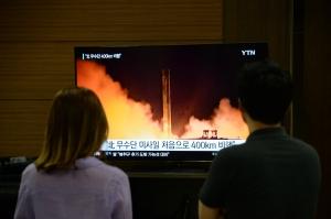 북 무수단 미사일