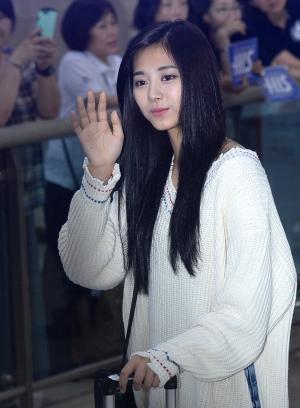 JYP 네이션 콘서트 귀국