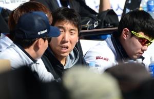 2016 한국시리즈 2차전 두산-NC 잠실