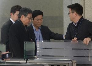 조원동 전 청와대 경제수석 검찰 출석