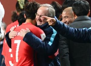 러시아월드컵 최종예선 대한민국-우즈베키스탄 151115
