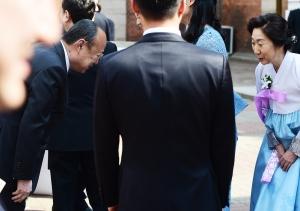 김호연 빙그레 회장 장남 김동환 결혼식