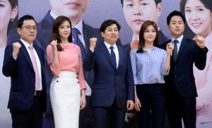 SBS 대선방송 기자간담회