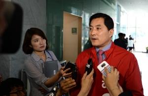 자유한국당 SBS 오보 사태 항의 방문