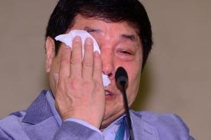 홍상기-김연자, 송대관 폭언 논란에 눈물로 호소