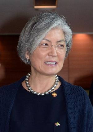 국정기획자문위원회 찾은 강경화 장관