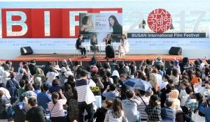 문소리 나카야마 미호 부산영화제 오픈토크