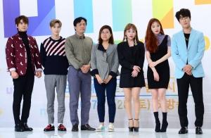 아이돌 리부팅 프로젝트 더 유닛 제작발표회