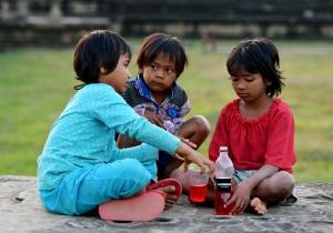 캄보디아의 '삶'