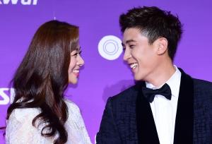 SBS 연예대상 포토월