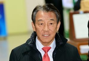 김창근 SK이노베이션 회장 증인 출석