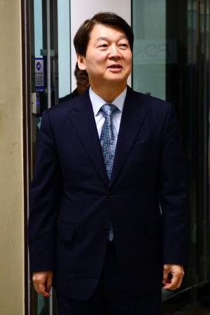 안철수 CES참여 기업 방문
