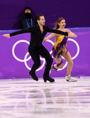 평창올림픽 피겨 아이스댄스