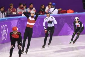 평창동계올림픽 쇼트트랙