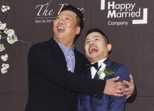 개그맨 김형인 결혼식