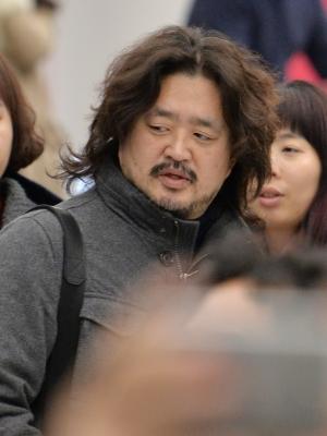 귀국하는 김어준 총수