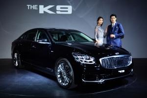 기아차, 신형 K9 발표