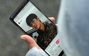 배우 이민호 육군 훈련소 입소