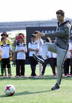 아디다스-서울시, '스포츠로 세상을 변화시키다'