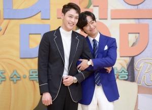 SBS 드라마 '훈남정음' 제작발표회