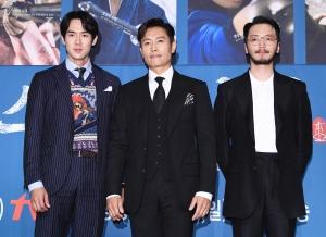 tvN 드라마 '미스터 션샤인' 제작발표회