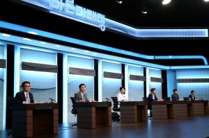 바른미래당 대표 후보 TV토론회