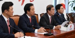 김병준, 판문점 선언 국회 비준 '비핵화 담보 없이 안돼!'