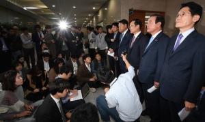 여야 4당, 특별재판부 설치 추진...'한국당 동참 호소'
