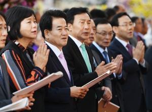 조계종 제36대 총무원장 원행 스님 취임법회