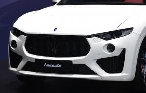 마세라티 르반떼 GTS 출시