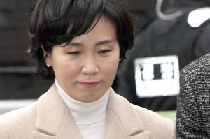 '혜경궁 김씨' 트위터 관련, 이재명 경기도지사 부인 김혜경 씨 검찰 출석