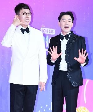 2018 SBS 연예대상