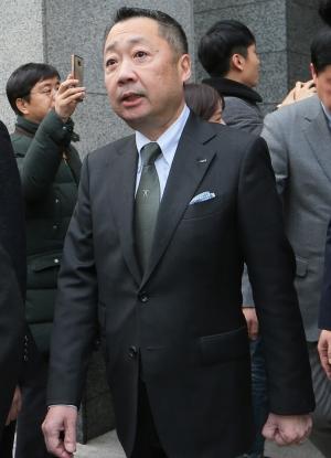 대통령 간담회 참석하는 재계 총수들