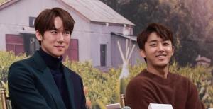 tvN '커피프렌즈' 제작발표회