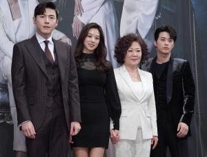 TV CHOSUN 특별기획드라마 '바벨' 제작발표회