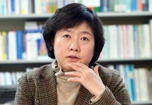 김은주 한국여성정치연구소장 인터뷰