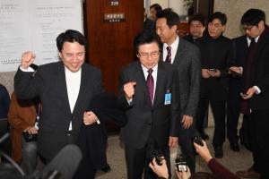 자유한국당 대표 후보자 간담회