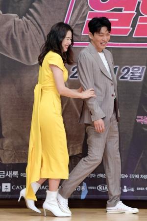 드라마 '열혈사제' 제작발표회