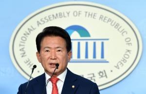 김한표 교육위 간사 기자회견