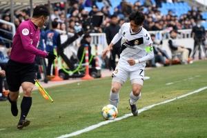 K리그1 인천 vs 경남