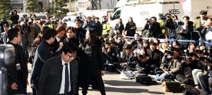 정준영-승리 경찰 출석