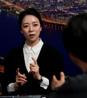 배현진 인터뷰