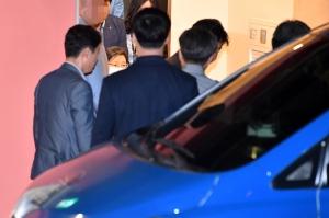 병원 진료 받는 박근혜 전 대통령