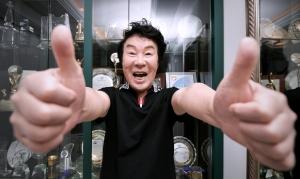 '흥부자' 가수 송대관